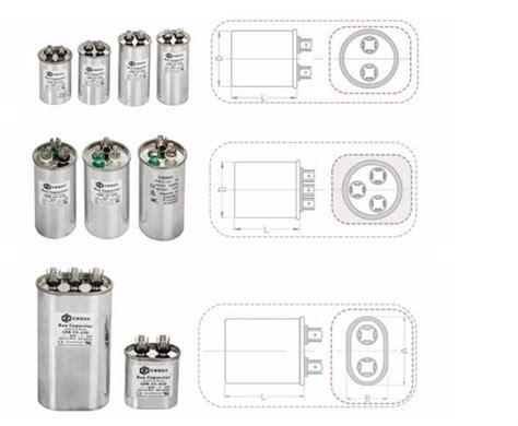 how do you test a refrigerator capacitor cbb65 air conditioner and refrigerator compressor capacitor buy air compressor start capacitor