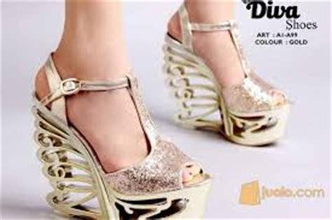 Heels Pendek Sepatu Pita Import contoh 20 model sepatu sandal wanita import terbaik 2018