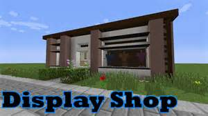 minecraft display clothes shop tutorial youtube 17 best ideas about woodworking shop layout on pinterest