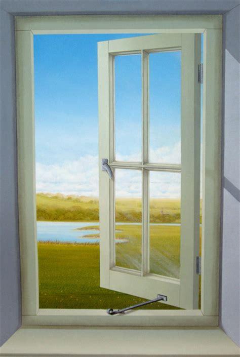 Window L by Trompe L Oeil Window Imaginative Interiors