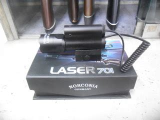 Senter Merk Inova guns and hobbies laser pointer dan senter merk norconia