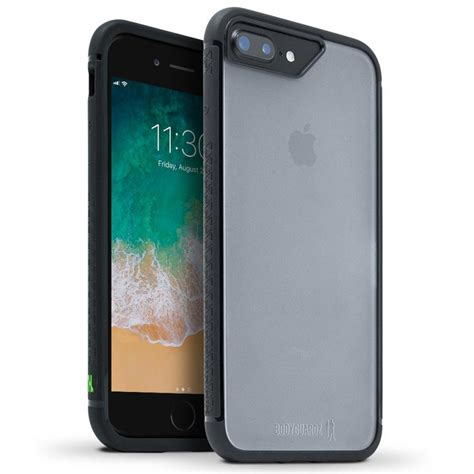 bodyguardz contact apple iphone 8 plus 7 plus black