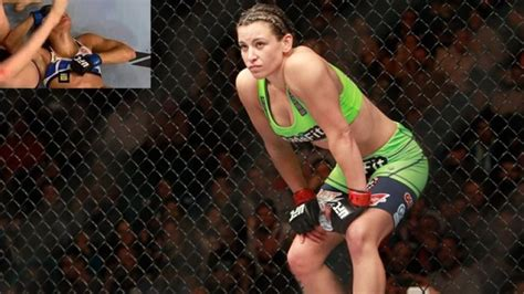 mma women fighters wardrobe malfunctions miesha tate revealed she doubled down on her sports bra