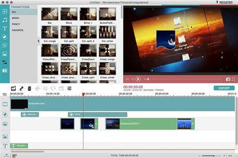 tutorial edit video dengan wondershare filmora best video editing software for youtube on mac