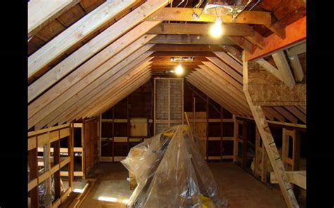 attic area attic remodel with dormer youtube