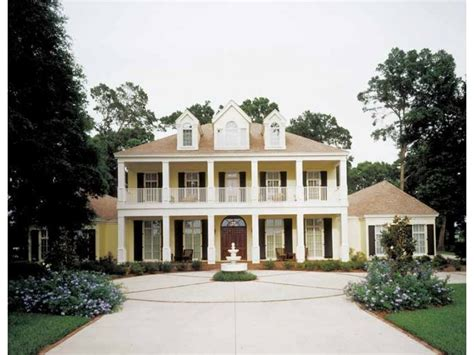 neoclassical plantation house plan houses i