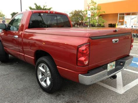 Bed Covers For Dodge Ram 1500 by Find Used 2008 Dodge Ram 1500 Slt Leather 34k Bed