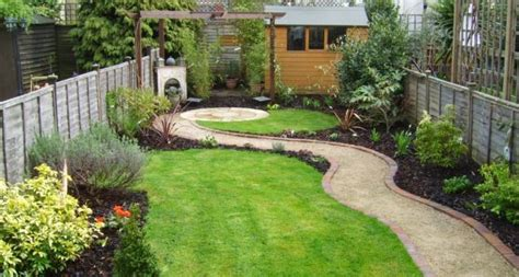 Rectangular Backyard Landscaping Ideas Rectangular Backyard Design Plans Ketoneultras