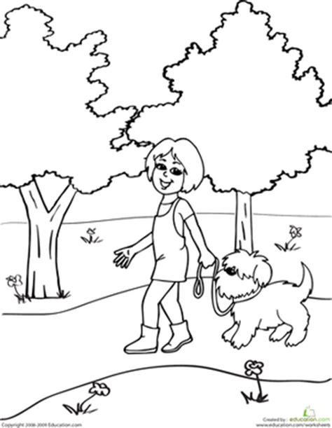 walking dog coloring page 11 images of coloring pages of people walking student