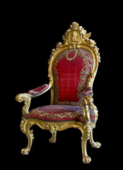 The Royal Chair by File Throne Charles Iii Of Spain Jpg