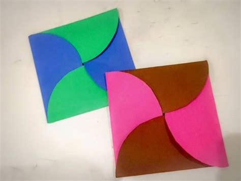 origami card envelope design ideas for www pixshark images