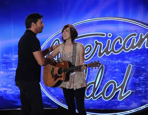 Will Be Showing Up On American Idol by American Idol 2016 Melanie Tierce Rise Up