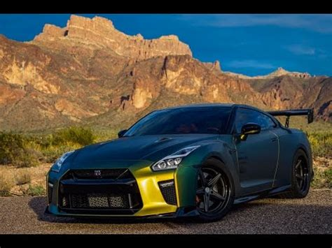 nissan gtr wrapped tanner fox tanner fox s wrapped gtr forza horizon 3 youtube
