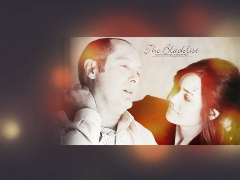 the blacklist lizzy and red and lizzy the blacklist wallpaper 35864076 fanpop
