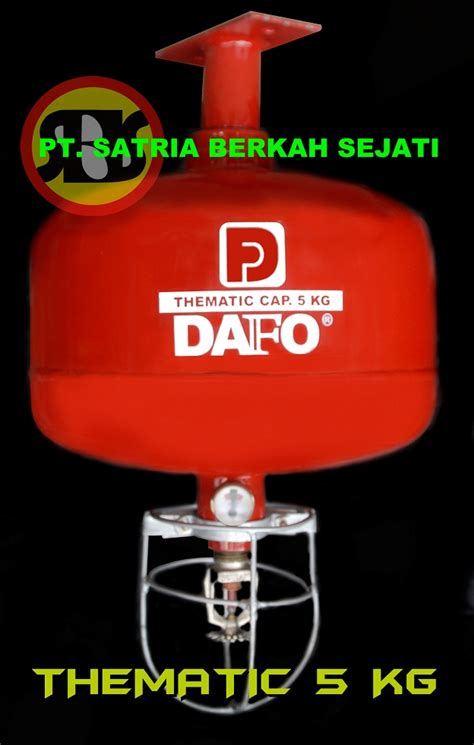 Selang Spray Gun Thematic 5kg Dafo Indonesia Extinguisher Tabung