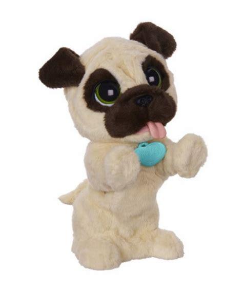 fur real pug furreal friends jj my jumpin pug pet plush just 23 99 reg 39 99 wheel n deal