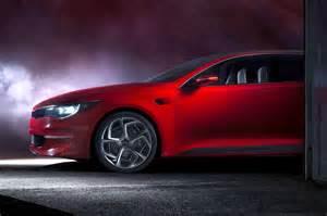 new kia cars 2015 new kia optima concept for geneva 2015 motoring research