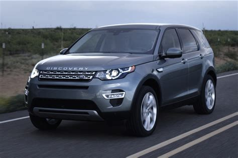 2015 land rover discovery sport reviews and rating motor