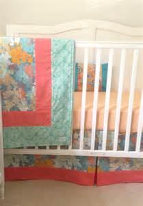 Teal Crib Bedding Set Unavailable Listing On Etsy