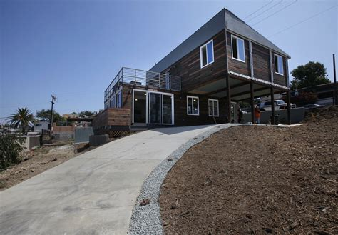 san diego container home goes on market for nearly