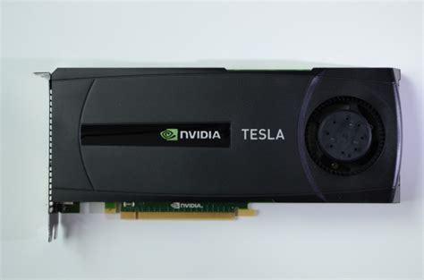 Tesla Compute Cluster Marrying Nvidia Tesla And Infiniband Clusterdesign Org