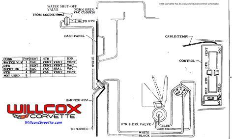 wiring diagram for 1980 corvette suspension diagram for