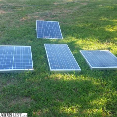 solar for sale armslist for sale trade solar panels