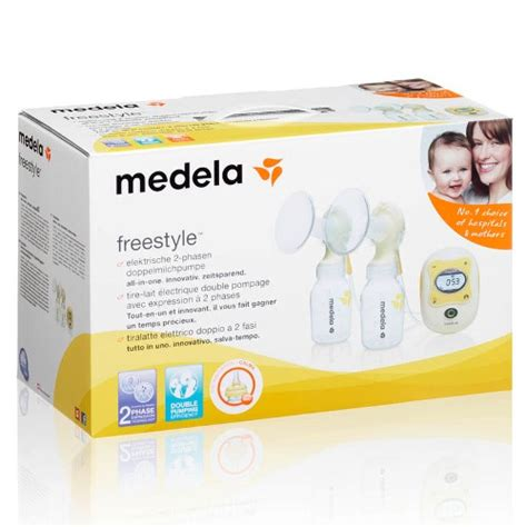 freestyle electric breast medela - Medela Swing Freestyle