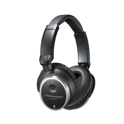 Audio Technica Ath Anc25 Point Active Noise Cancelling On Ear audio technica ath anc7b quietpoint active noise cancelling closed back headphones