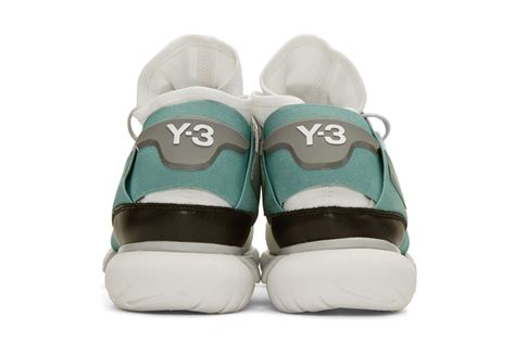 Adidas Y3 Yohji Vapour Steel adidas y 3 qasa high vapor steel s82122 sneakernews