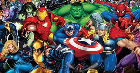 los mejores superheroes de dc y marvel los 10 mejores villanos de dc comics loquenosabias net los 10 mejores superh 233 roes de marvel