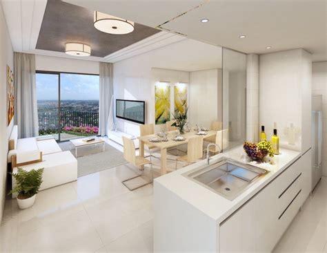 salon salle a manger cuisine ouverte cuisine ouverte sur salon en 40 nouvelles id 233 es du moderne