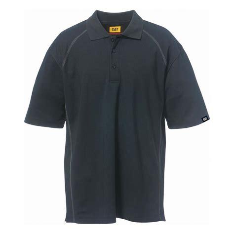 T Shirt Caterpillar White caterpillar performance polo shirt mens workwear mens