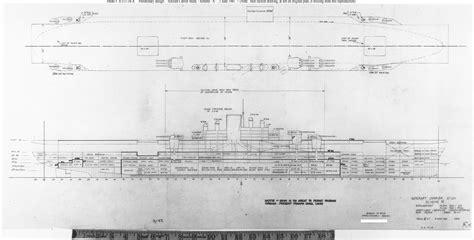 aircraft carrier floor plan cvb