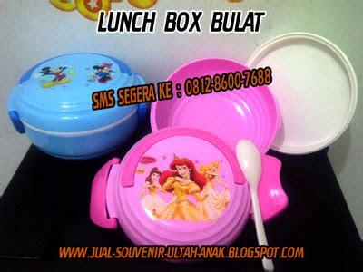 Tempat Makan Karakter Souvenir Ulang Tahun Lunch Box jual souvenir bingkisan hadiah kado ulang tahun anak dengan harga grosir di jamin murah