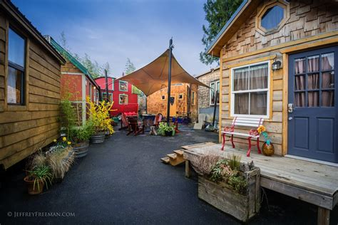 tiny house hotel portland the tiny house hotel in portland or