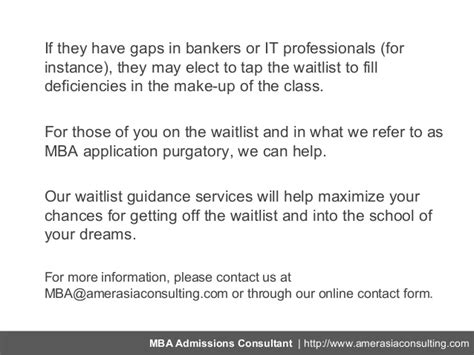 What To Do If You Are Waitlisted Mba by What Does Getting Waitlisted Answers For Those