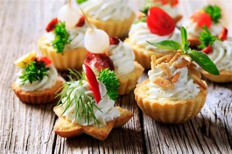 christmas decorated appetizer ideas appetizers 20 themed food ideas to impress