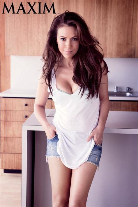 celebrate alyssa milano s birthday with her hottest shots of all time maxim