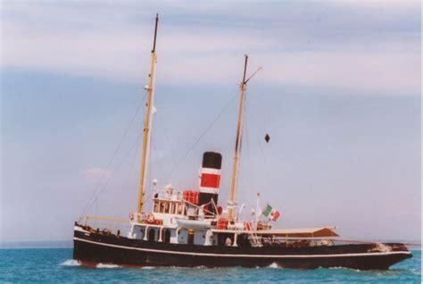 model steam tug boats for sale 1895 steam tug schooner 1895 quot piro rimorchiatore goletta