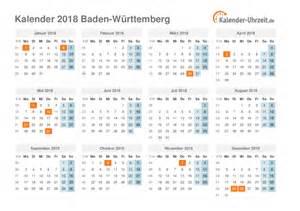Kalender 2018 Ferien Feiertage Bw Feiertage 2018 Baden W 252 Rttemberg Kalender