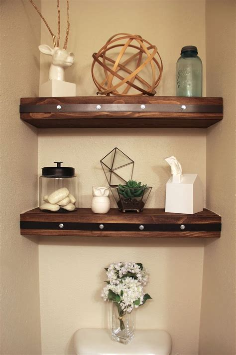how to decorate bathroom shelves best 25 decorating bathroom shelves ideas on
