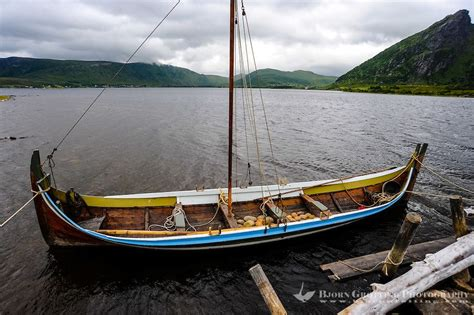 viking boats norway norway lofoten the lofotr viking museum a traditional