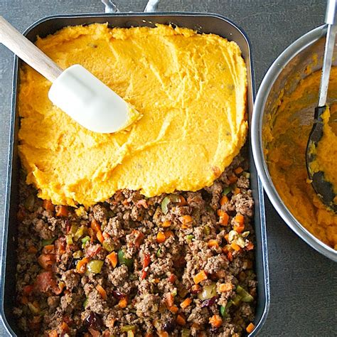 Sweet Potato Cottage Pie Oliver by Sweet Potato Cottage Pie