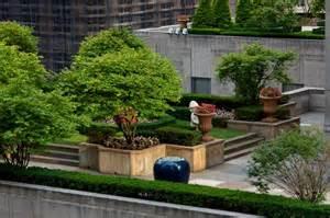 rockefeller center s rooftop gardens are a hidden urban