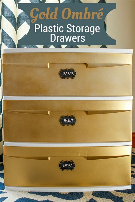 decorating plastic storage drawers decorate plastic storage drawers transform a basic