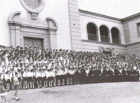 fotos antiguas puertollano los salesianos puertollano ciudad real