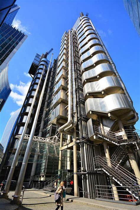 lloyds building london    building
