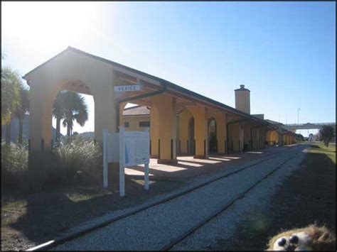 venice swy visits the former railroad station swy