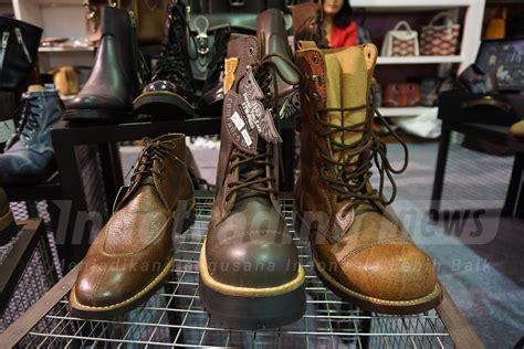 Sepatu Boots Tegep dari bandung tegep boots terbang ke australia hingga